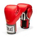 Everlast エバーラスト プロスタイル練習用ボクシンググローブ12oz レッド 並行輸入品