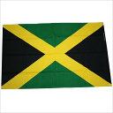 BIG フラッグ ジャマイカ JAMAICA 【 ビッグ フラッグ インテリア / タペストリー / レゲエ / ラスタ / 国旗 / 壁掛け / メール便可 / あす楽 】