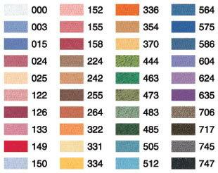 ブラザーミシン 刺しゅう糸 カントリー単品 40...の商品画像
