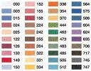 ブラザーミシン 刺しゅう糸 カントリー単品 40色セットの品番 ※メーカー取り寄せ商品※ [刺繍糸] [ウルトラポス] [単色]
