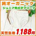 Organic cotton, Kid's child briefs, Briefs which is kind to child service boy underwear [T-cloth cloth, briefs underwear] (120.130.140.150cm) atopic skin