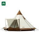 キャンプ アウトドアギア専門店|テント ワンポール 8人用 キャンパルジャパン