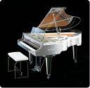 クリスタルグランドピアノCR40A【名古屋のピアノ専門店】