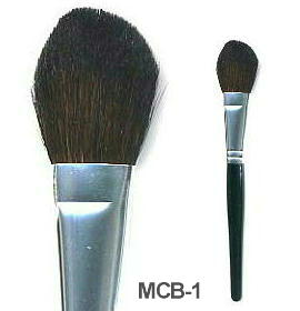 国産熊野筆 化粧筆チークブラシM(フェイス)の商品画像