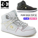 DC SHOES【ディーシー】PURE HIGH-TOP S...