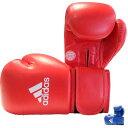 アディダス(adidas)NEW アマチュア ボクシンググローブ WAKO公認 ADIWAKOG2//アディダス ボクシング キックボクシング トレーニング パンチンググローブ スパーリング グローブ 練習用 試合用 エムワールド m-world