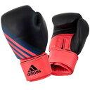 adidas スピード200 ウィメンズ ボクシンググローブ //アディダス キックボクシング ボクササイズ フィットネス マジックテープ スパーリング ミット打ち