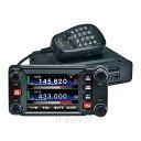 【送料無料】【即納】FTM-400XD ヤエス(YAESU) C4FM FDMA/FM 144/430帯 デュアルバンドトランシーバー 20W機 アマチュア無線 八重洲無線 FTM400XD