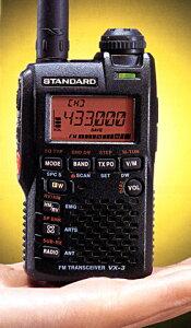 ポイント 八重洲無線 スタンダード コンパクト ハンディ アマチュア