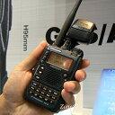 【ポイント5倍】【即納】【セット】【送料無料】VX-8D 八重洲無線(旧V.スタンダード) 50/144/430MHz帯 トリプルハンディトランシーバー アマチュア無線 VX8D