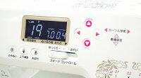 【新商品】ジャノメコンピュータミシンMP400SEスペシャルエディションワイドテーブル/フットコント付き【楽ギフ_包装】【みしん】【送料無料】【ミシン本体】
