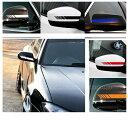 送料無料 ミラー デカール ステッカー スタンス ヘラフラ ステッカー 2枚 赤 青 橙 黒 白 1SET 走り屋 スポコン ドレスアップ 汎用 ギフト シルビア シビック エボ インプ 86 BRZ スイフト プリウス ハイエース