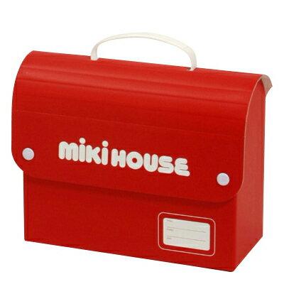 【メール便不可】【MIKIHOUSE ミキハウス】ラッピング用ギフトBOX *★アタッシェSサイズ★*【ギフトボックス】gift-