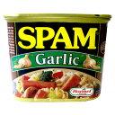 スパムポークランチョンミート(ガーリック)340g │ポーク缶詰│