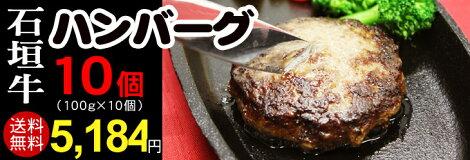 石垣牛ハンバーグ