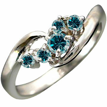 【送料無料】婚約指輪 エンゲージリング 指輪 プラチナリング ブルーダイヤモンド PT900 レディース ブライダルジュエリー ウエディング ダイヤモンド ダイヤモンドリング ダイヤモンドリング ダイヤリングステディリングとしても 通販 ネット限定販売 プレゼントとして