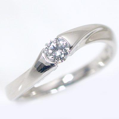 婚約指輪 エンゲージリング ダイヤモンド 0.2ct/G-SI2-Good 鑑定書付 ホワイトゴールドk18 ダイヤリングK18wg ブライダル【送料無料】 婚約指輪(エンゲージリング)0.2ct鑑定書付ダイヤモンドリング:K18/ホワイトゴールド,イエローゴールド,ピンクゴールドが選べる