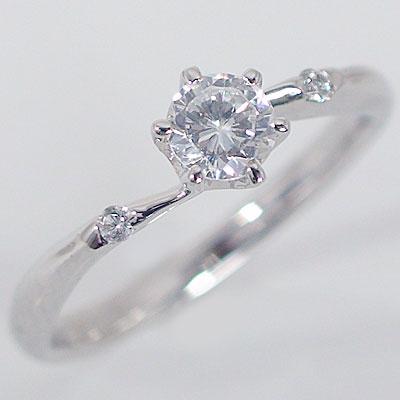 婚約指輪:エンゲージリング:ダイヤモンド:0.3ct/D-VS1-3EX,H&C:鑑定書付:指輪:プラチナ900/脇ダイヤ0.03ct:PT900ダイヤ指輪【送料無料】 婚約指輪(エンゲージリング) ブライダル ダイヤモンドリング:0.3ct/D-VS1-3EX,H&C:鑑定書付 贈り物プレゼントとしてオススメ