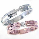 ペアリング:結婚指輪:マリッジリング:ピンクゴールド/ホワイトゴールドk18;ダイヤモンド 指輪:ペア2本セット/K18pg/K18wg ダイヤ 0.10ct【送料無料】