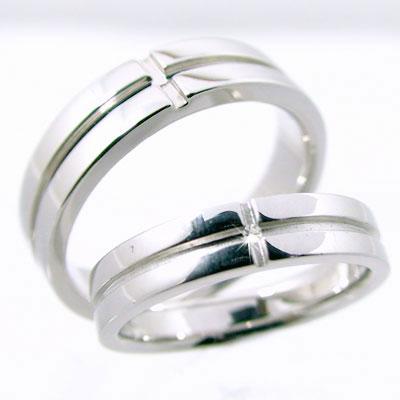 結婚指輪:クロス:ペアリング:プラチナ900:マリッジリング:ペア2本セット:ダイヤモンド/Pt900指輪ダイヤ0.01ct 送料無料!結婚指輪,マリッジリング,プラチナ900:マリッジリング:ペア2本セット:ダイヤモンド/Pt900指輪ダイヤ0.01ct LOVEラブカップルに