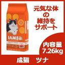 アイムス プロアクティブ ヘルス アダルト(成猫用) オリジナル ツナ 7.26kg 【リパック対応商品(cat)】【並行輸入品】