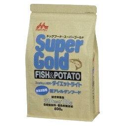 森乳 スーパーゴールド フィッシュ&ポテト ダイ...の商品画像