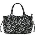 ケイト スペード/kate spadelindenwood leopard stevie baby bag マザーズバッグWKRU1633 276ブラック×ホワイト アウトレット【送料無料】