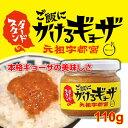 ご飯にかけるギョーザ 110g スタンダード 元祖 宇都宮 餃子 ぎょうざ ごはんのおとも ご飯のお供 絶品調味料