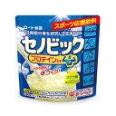 セノビック バナナ味 280g ロート製薬 カルシウム ビタミンD プロテイン 鉄分 お子様 牛乳 おいしい