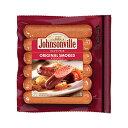 ジョンソンヴィル オリジナルスモーク 1袋 内容量 360g / 6 本 原材料 豚肉、糖類(コーンシロップ、砂糖)、食塩、大豆油/調味料...