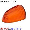 ATS-717 サイドランプ ナマズランプ 【大】アンバーレンズ