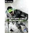 [100円便OK]【新品】【PC】Splinter Cell Blacklist(スプリンターセル ブラックリスト) Win DVD-ROM【RCP】