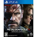 METAL GEAR SOLID V GROUND ZEROES [PS4] ���i�摜