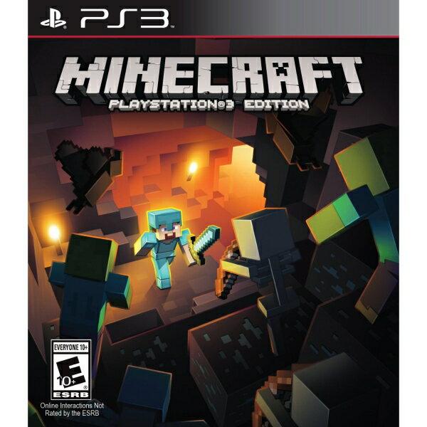 在庫あり☆[100円便OK]【新品】【PS3】Minecraft Playstation …...:machida:10450959