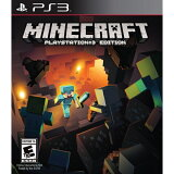 �߸ˤ����[100����OK]�ڿ��ʡۡ�PS3��Minecraft Playstation 3 Edition (�ޥ��󥯥�ե�/�ޥ�����)�ڳ��������ǡۡ�YDKG-u�ۡ�RCP�ۡ�02P09Jul16��