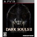 【新品】【PS3】DARK SOULS II SCHOLAR OF THE FIRST SIN【RCP】[在庫品]