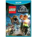 [100円便OK]【新品】【WiiU】LEGO ジュラシック・ワールド【RCP】