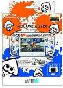 【即納可能】【新品】シリコンカバーコレクション for Wii U GamePad (スプラトゥーン)Type・A【あす楽対応】【送料無料】【smtb-u】【RCP】Splatoon