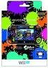 【即納可能】【新品】シリコンカバーコレクション for Wii U GamePad (スプラトゥーン)Type・B【あす楽対応】【送料無料】【smtb-u】【RCP】Splatoon
