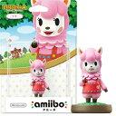 【新品】【WiiUHD】amiibo リサ(どうぶつの森シリーズ)【RCP】【02P03Dec16】