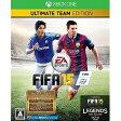 ショッピングその他 【新品】【XboxOne】【限】FIFA15 ULTIMATE TEAM EDITION【RCP】