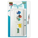 【新品】ポケットモンスター カードケース一体型カバー for Newニンテンドー3DS LL アローラ【RCP】
