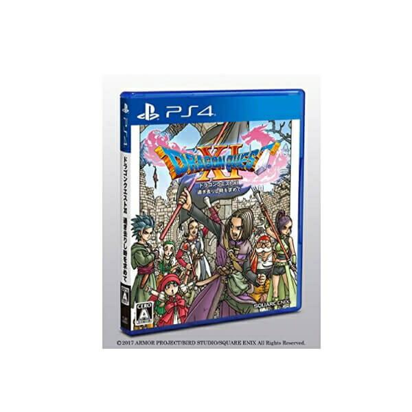 [100円便OK]【新品】【PS4】ドラゴンクエストXI 過ぎ去りし時を求めて【RCP】[在庫品]