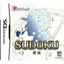 [100円便OK]【新品】【DS】【パズルシリーズVol.3】SUDOKU 数独【RCP】