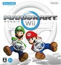 ☆【即納可能】【新品】マリオカートWii(Wiiハンドル同梱)【あす楽対応】【送料無料】【smtb-