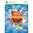 【新品】【Xbox360】ポップキャップ アーケード〜楽しさ、いっぱい。アクション&パズル7パック〜【RCP】