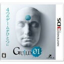 62%OFFセール!![100円便OK]【新品】【3DS】GUILD01(ギルド ゼロワン)【RCP】