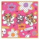 [100円便OK]【新品】【MH4】AIROU Flower Series ミニタオル(ピンク)【RCP】