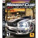 PLAYSTATION.3用ソフト【海外版】[100円便OK]【新品】[PS3]Midnight Club: Los Angeles【海外版】(5026555401036)