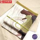 「召しませ花」 京袋帯(正絹/染) - 【 限定 】 昼夜猫...